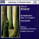 Poot: Symphonies Nos. 3, 5 & 7