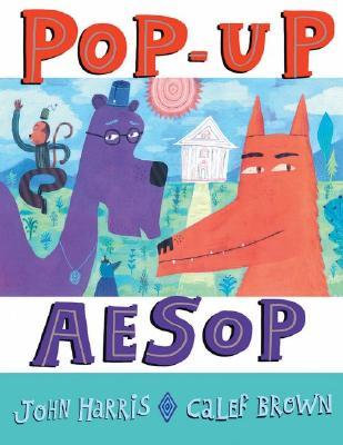Pop-Up Aesop - Harris, John