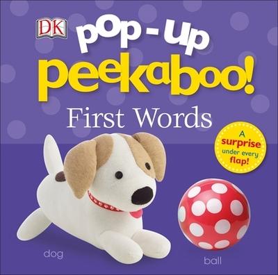 Pop-Up Peekaboo: First Words - DK