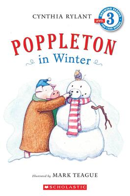 Poppleton in Winter - Rylant, Cynthia