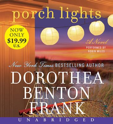 Porch Lights Low Price CD - Frank, Dorothea Benton, and Miles, Robin (Read by)