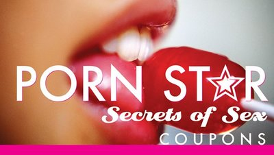 Porn Star Secrets of Sex Coupons - Sourcebooks Inc (Creator)