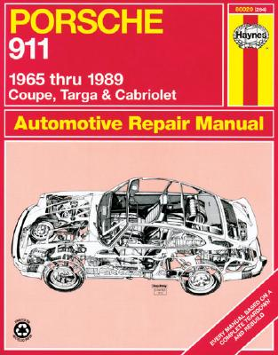 Porsche 911, 1965-1989 - Haynes, John