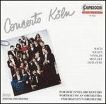 Porträt Eines Orchesters - Andrea Keller (violin); Concerto Köln; Cordula Breuer (recorder); David Mings (bassoon); Eberhard Zummach (oboe);...