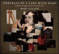 Portrait of a Lady with Harp - Mara Galassi (harp)