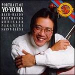 Portrait of Yo-Yo Ma