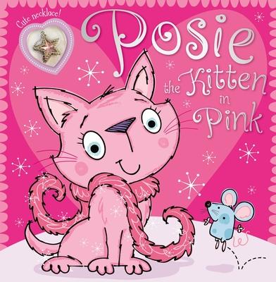 Posie the Kitten in Pink - Make Believe Ideas Ltd