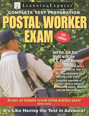 Postal Worker Exam - Learning Express LLC (Creator)