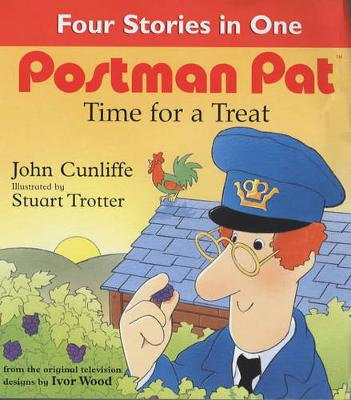 Postman Pat Time for a Treat - Cunliffe, John