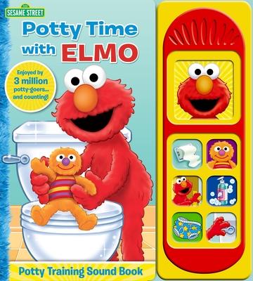 Potty Time with Elmo - Kaufmann, Kelli