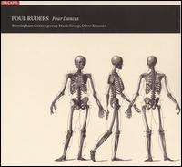 Poul Ruders: Four Dances - Birmingham Contemporary Music Group; Oliver Knussen (conductor)