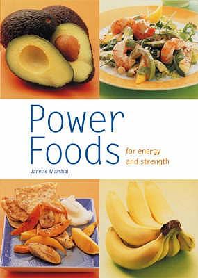 Power Food - Marshall, Janette