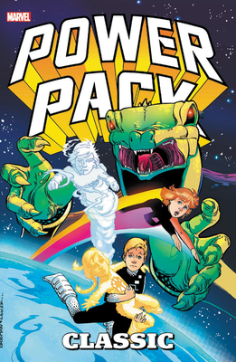 Power Pack Classic Omnibus Vol. 1 - Simonson, Louise (Text by), and Austin, Terry (Text by), and MacKie, Howard (Text by)