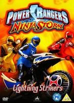 Power Rangers Ninja Storm: Lightning Strikes