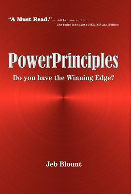 Powerprinciples: Do You Have the Winning Edge? - Blount, Jeb
