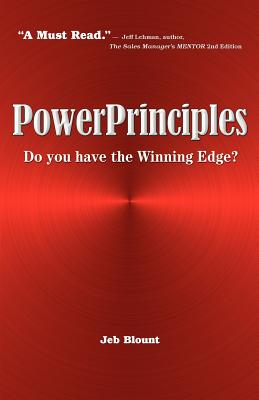 Powerprinciples: Do You Have the Winning Edge? - Blount, Jeb