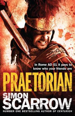 Praetorian - Scarrow, Simon