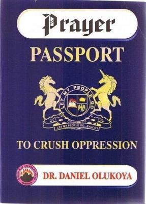 Prayer Passport - Olukoya, Dr D K