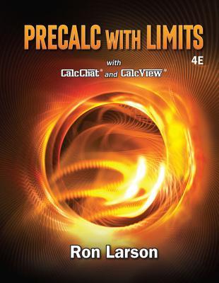 Precalculus with Limits - Larson, Ron, Professor