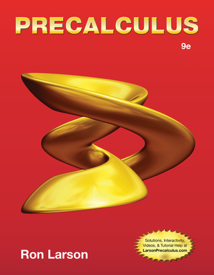 Precalculus - Larson, Ron, Professor, and Falvo, David C