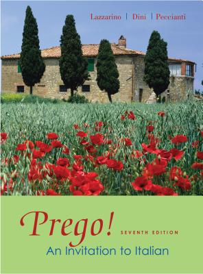 Prego!: Workbook: An Invitation to Italian - Lazzarino, Graziana, and Dini, Andrea