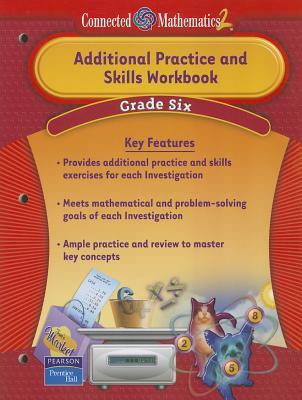 Prentice Hall Connected Mathematics Grade 6 Additional Practice Workbook 2006c -