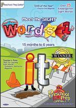 Preschool Prep Series: Meet the Sight Words, Vol. 1
