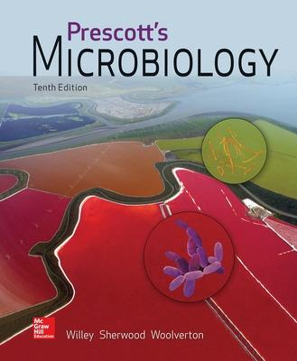 Prescott's Microbiology - WILLEY