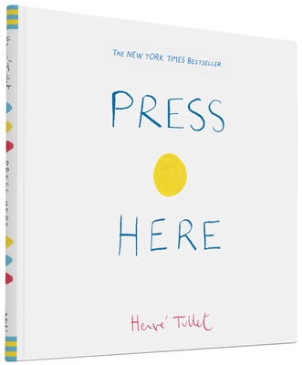 Press Here - Tullet, Herve