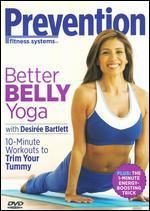 Prevention Fitness: Better Belly Yoga