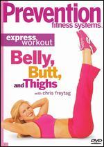 Prevention Fitness Systems: Express Workout - Belly, Butt, and Thighs