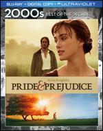Pride and Prejudice [Includes Digital Copy] [UltraViolet] [Blu-ray]