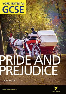 Pride and Prejudice: York Notes for GCSE (Grades A*-G) - Pascoe, Paul