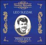 Prima Voce: Leo Slezak