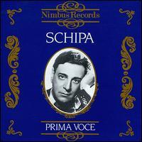 Prima Voce: Schipa - Amelita Galli-Curci (soprano); Mafalda Favero (soprano); Tito Schipa (tenor); Giuseppe Antonicelli (conductor)