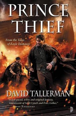 Prince Thief - Tallerman, David