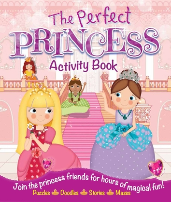 Princess Activity Book - Arcturus Publishing