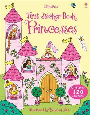 Princesses - Greenwell, Jessica, and Finn, Rebecca (Illustrator)