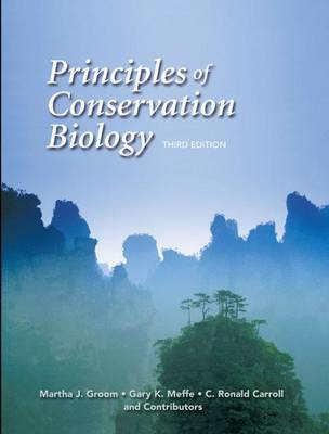 Principles of Conservation Biology - Groom, Martha J