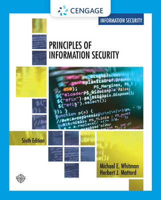 Principles of Information Security - Whitman, Michael E