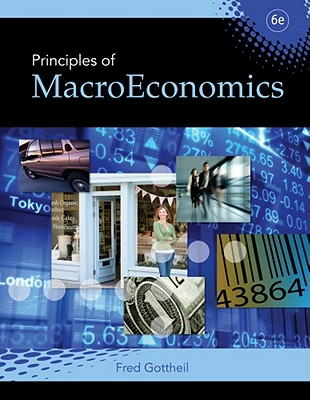 Principles of economics fred gottheil 6th edition