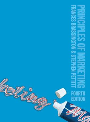 Principles of Marketing - Brassington, Frances