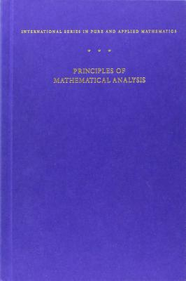 Walter rudin principles of mathematical analysis