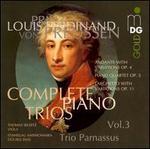 Prinz Louis Ferdinand von Preußen: Complete Piano Trios, Vol. 3