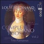 Prinz Louis Ferdinand von Preussen: Complete Piano Trios, Vol. 2