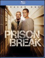 Prison Break: Season 1 [Blu-ray] [6 Discs]