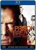 Prison Break: Season Three [2 Discs] [Blu-ray]