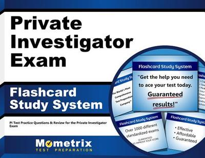 Private Investigator Exam Flashcard Study System: Pi Test Practice Questions & Review for the Private Investigator Exam - Corporate Author-Mometrix Media Llc