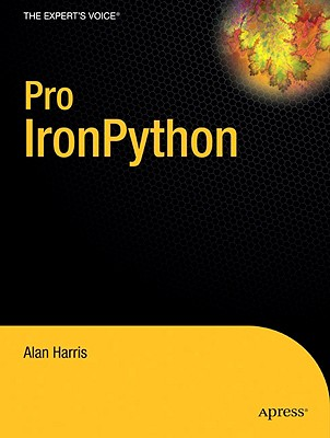 Pro IronPython - Harris, Alan