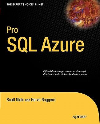 Pro SQL Azure - Klein, Scott, and Roggero, Herve